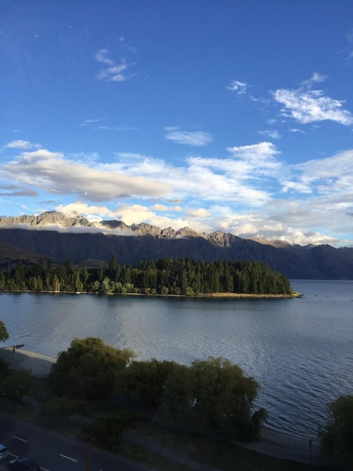 idyllisches Neuseeland