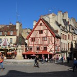 Altstadt von Dijon