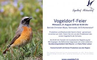 Vogeldorf Flyer